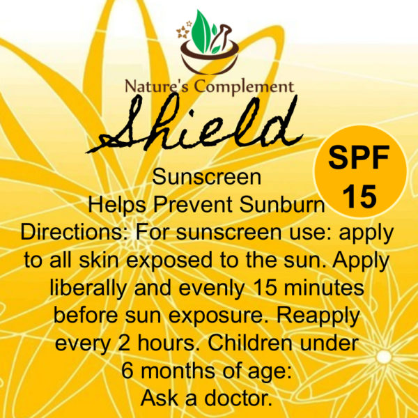 Shield Sunscreen